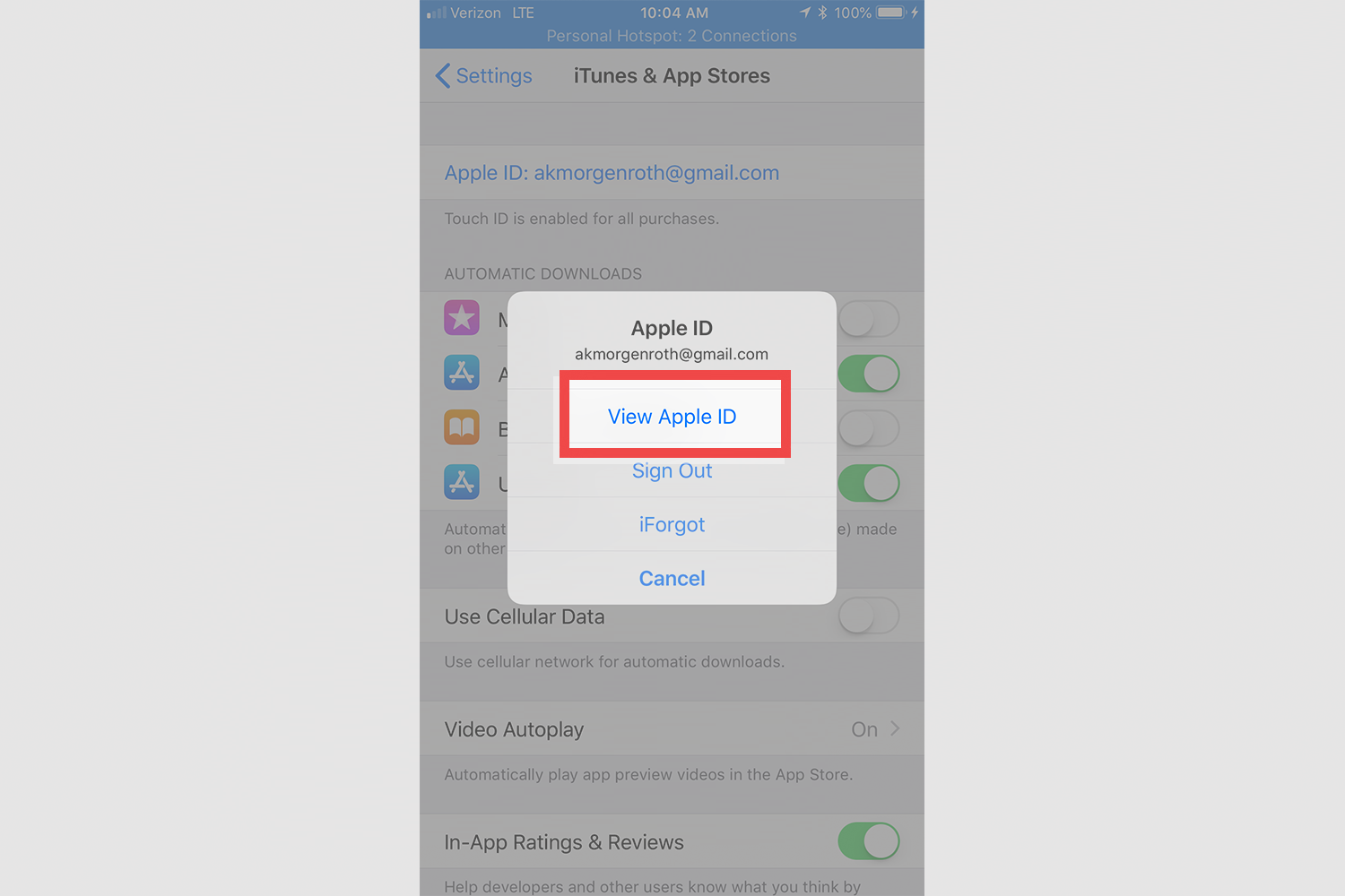 How to Delete Your Calm Subscription From An Apple device